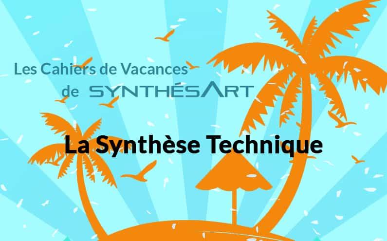 La Synthèse Technique chez SynthésArt