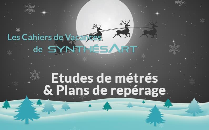 Les études de métrage chez SynthésArt