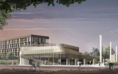 Nouveau Chantier : Lycée Robert Doisneau