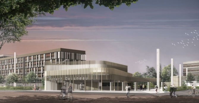 Lycée Robert Doisneau – Corbeil-Essonne