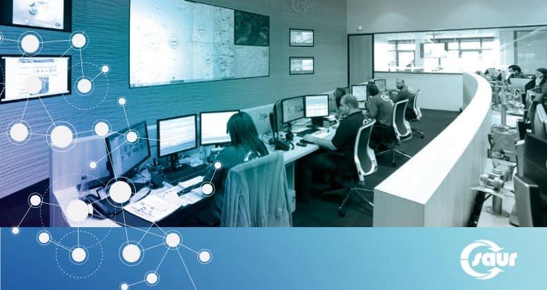 Nouveau Chantier : Centre Pilotage Opérationnel de la Saur