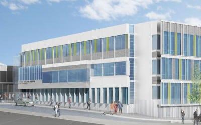 Nouveau Chantier : Lycée Val de Bièvre à Gentilly