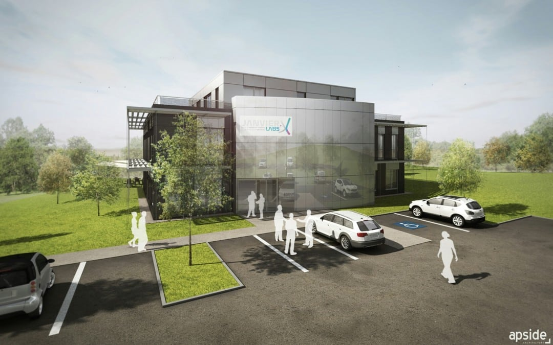 Nouveau Chantier : Bureau Janvier Labs – Laval