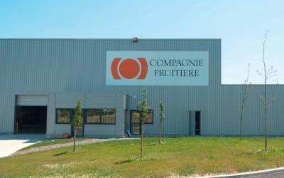 Nouveau Chantier : Mûrisserie de la Compagnie Fruitière