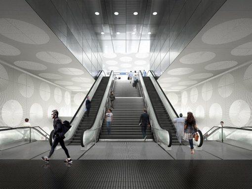 Prolongement Ligne 14 – Paris