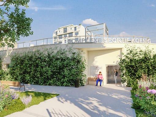 Complexe Sportif Koenig – Neuilly-sur-Seine