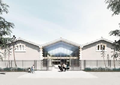 Conservatoire à rayonnement intercommunal – Sète