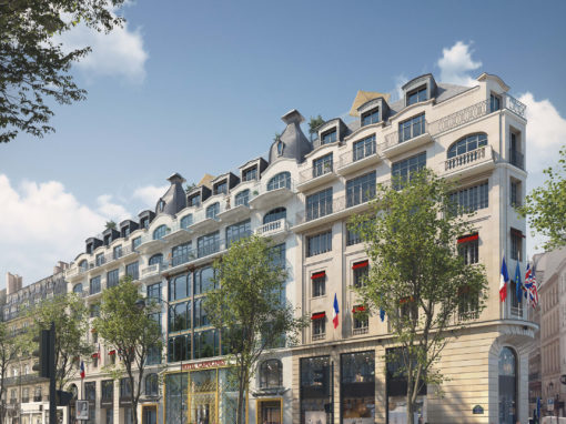 Hôtel 5* Kimpton – Paris