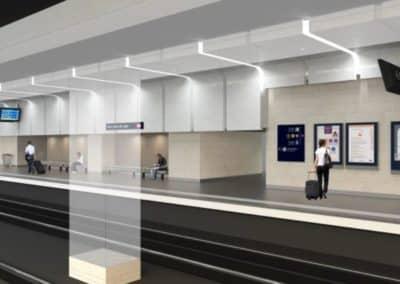 Gare souterraine de Paris-Lyon – SDA RER D – Paris