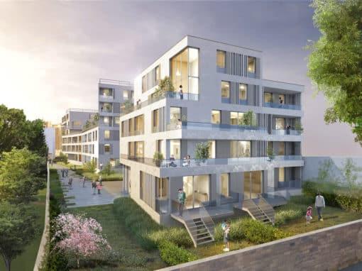 Immeubles de logements Fouilloux – Ivry sur Seine