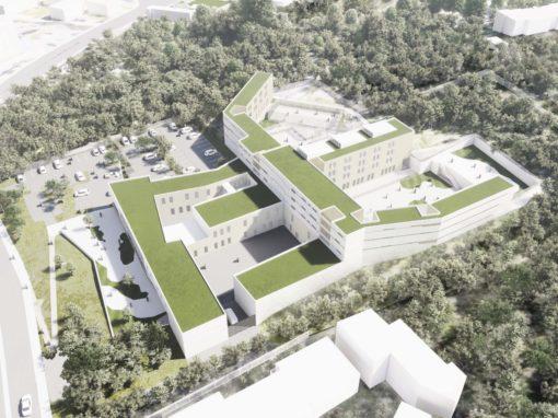 Structure pénitentiaire d'accompagnement vers la Sortie – Montpellier
